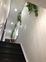 池袋プリザーブドフラワー専門店フラワーショップリズカの店内入口